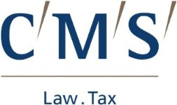 CMS law tax logo